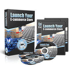 Launch Your E-Com Store