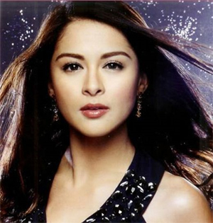 the beautiful marian rivera