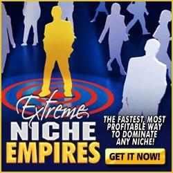 extreme niches empires huge bonus