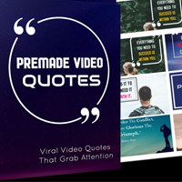 Premade Video Quotes