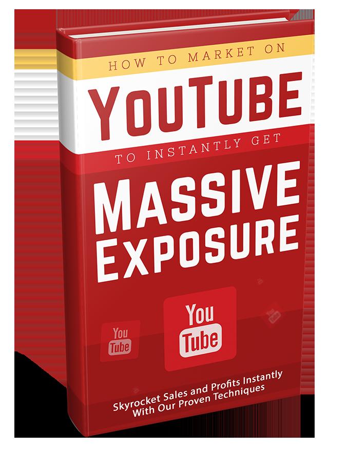 YouTube Massive Exposure